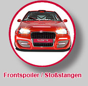 Frontspoiler/Sto&szlig;stangen